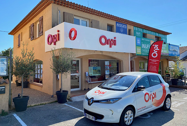Orpi Canton de Fayence - Agence Immobiliere Montauroux
